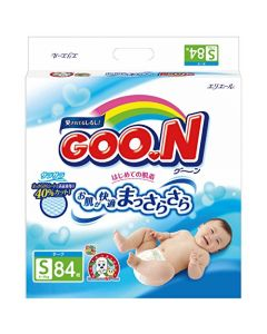 DAIO GOO.N Tape Diapers S 84 Pieces