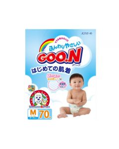DAIO GOO.N Tape Diapers M 70 Pieces